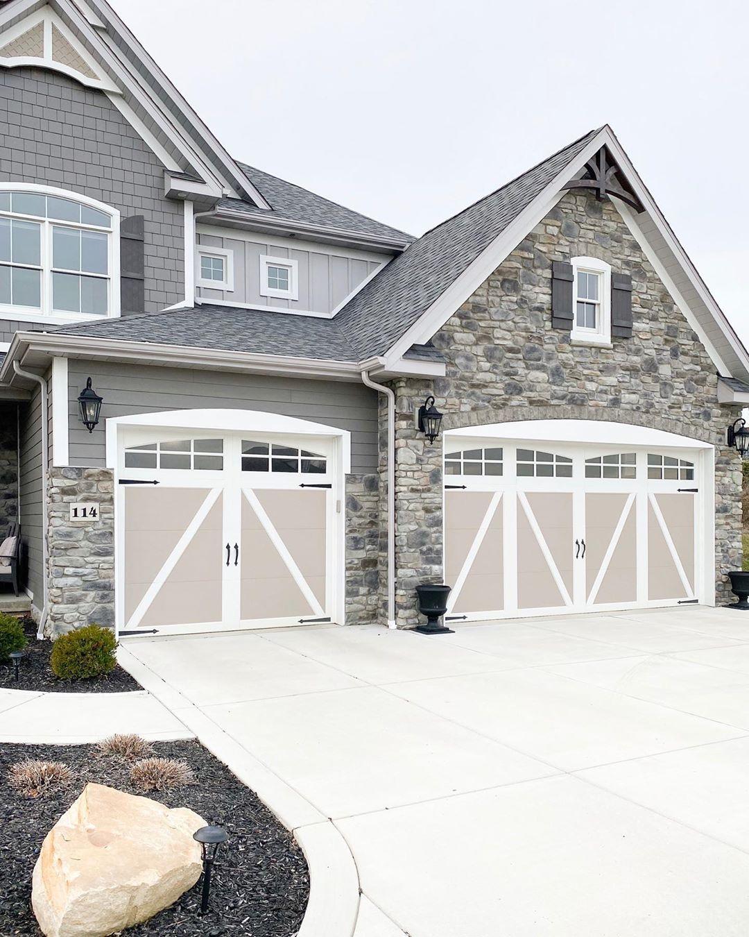 Home Exteriorstone Design Ideas: Board And Batten Siding Blog