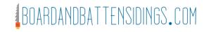 Board and Batten Siding Blog